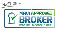 MFAA Approved Broker!